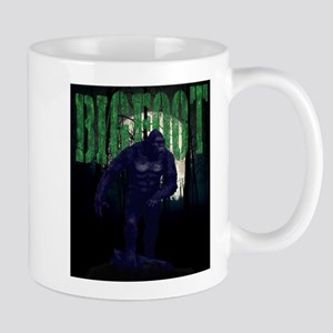 BIGFOOT- out of the darkness Mugs