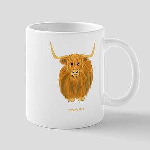 Woolly Moo Mug