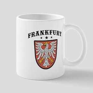 Frankfurt Germany Mug