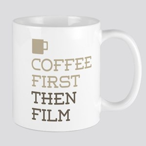 Coffee Then Film Mugs