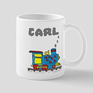 Carl Train Mug