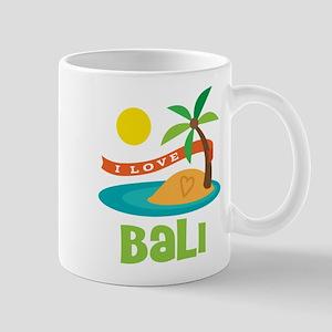I Love Bali Mug