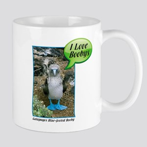 "Large ""BOOBY"" Birder Mugs"
