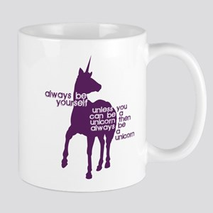 Purple Unicorns Mugs