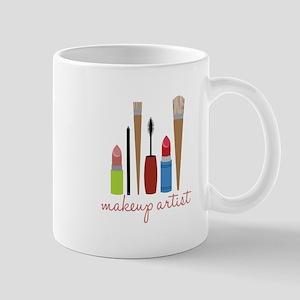 Makeup Artist Tools Mugs