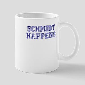 Schmidt Happens - Vintage Mug