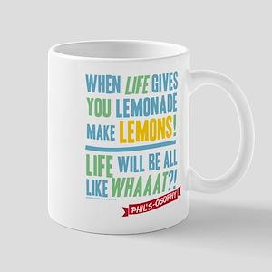 Modern Family Make Lemonades Mug