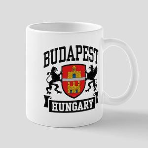 Budapest Hungary Mug