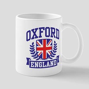 Oxford England Mug