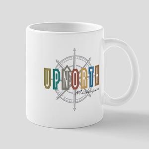 UPNORTH MICHIGAN Mug