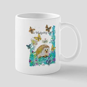 Hedgehog Queen Mugs