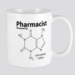 Powered by Caffeine Mug