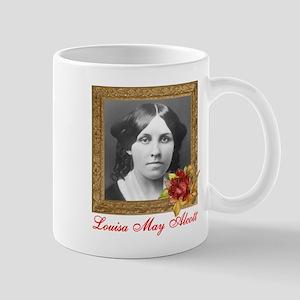 Louisa May Alcott Mug