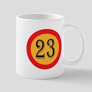 Number 23 Mugs