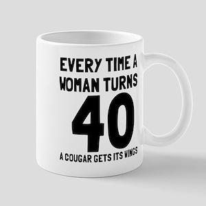 A cougar gets its wings Mug