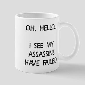 Assassins have failed Mug