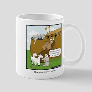 Unicorn Extinction Mug
