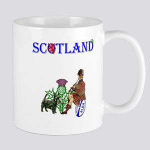 Scottish Rugby Mug
