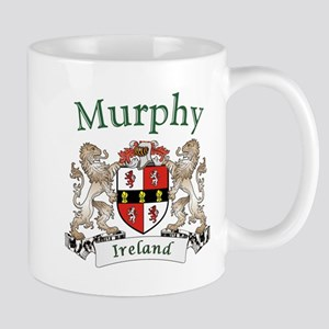 Murphy Irish Coat of Arms Mugs