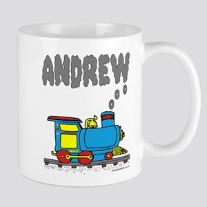 Andrew Train Mug