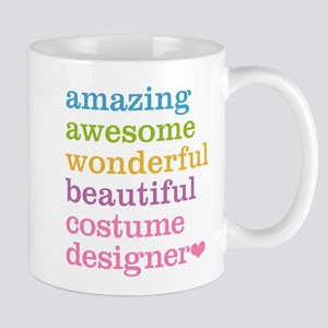 Amazing Costume Designer Mugs