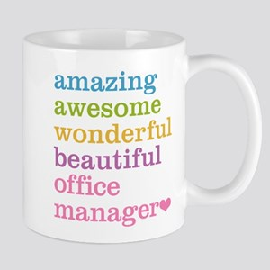 Office Manager Mugs