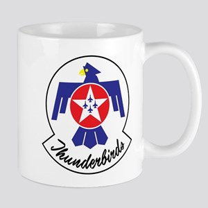 USAF Thunderbirds Emblem Mugs