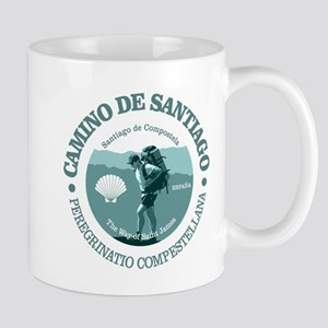 Camino de Santiago Mugs