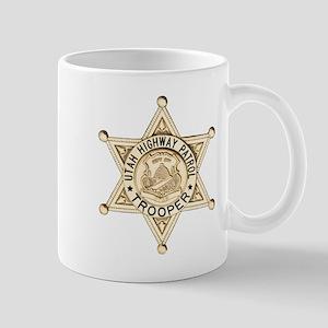 Utah Highway Patrol Mug