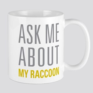 My Raccoon Mugs