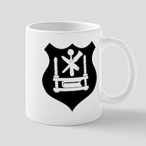guild symbol printer Mugs