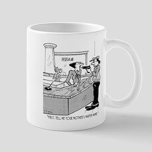 Bank Cartoon 2922 11 oz Ceramic Mug