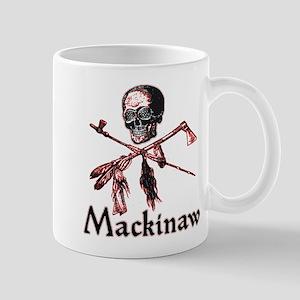 Mackinaw Pirate Mug