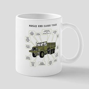 M35A2 Cargo Truck Mug