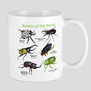 Beetles of the World Mug