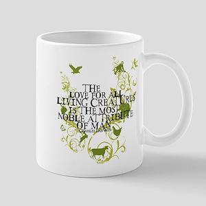 Darwin Noble - Animals and Floral Mug