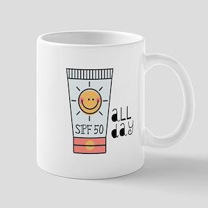 All Day Sunscreen Mug