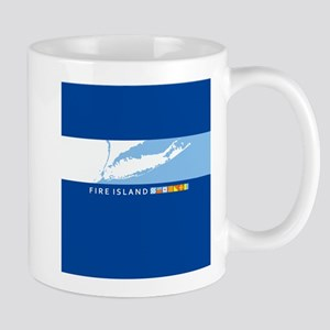 Fire Island - New York. Mug Mugs