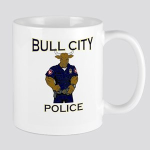 bull city pd 2[1] Mugs