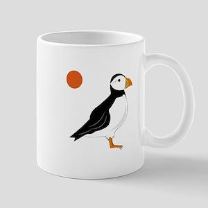 Puffin Bird Mugs