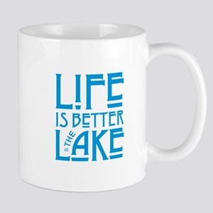 Life is Better at the Lake Mugs