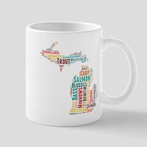 MichiganFishing Mug