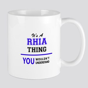 It's RHIA thing, you wouldn't understand Mugs