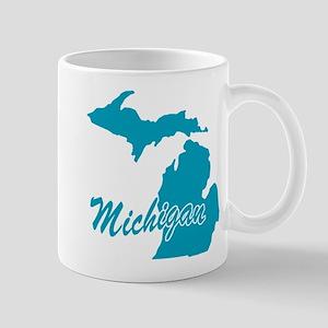 State Michigan Mug