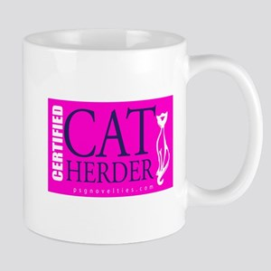 Cat Herder 2 Fusia web  Mugs