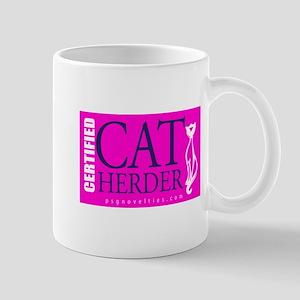 Cat Herder 2 Fusia web  Mugs