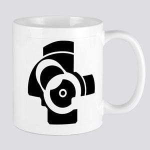 AK-47 Bolt Face Mug