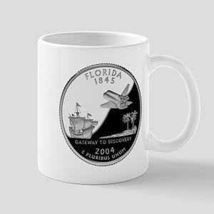 Florida Quarter Mug
