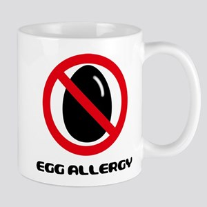Egg Allergy Mug