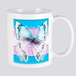 transgender butterfly of transition Mugs